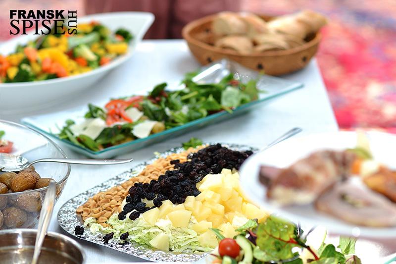 fransk spisehus